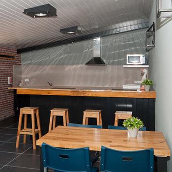 keuken inzetfoto