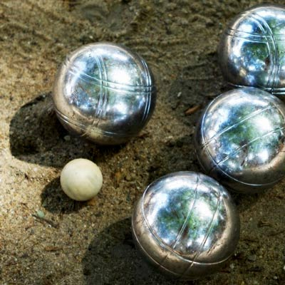 jeu de boules inzet