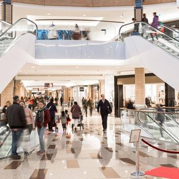 steden en shoppen inzet